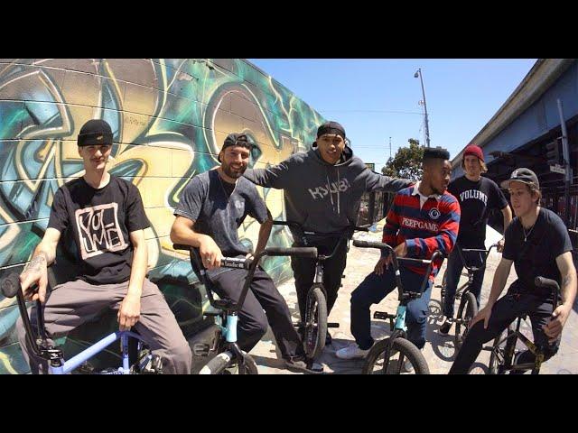 Volume Bikes: San Francisco Game Of Bike