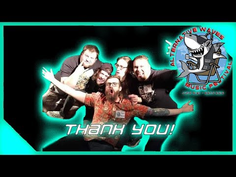 Thank you Alternative Waves Crew!