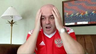 АК из США Футбол Уругвай 3-0 Россия стрим