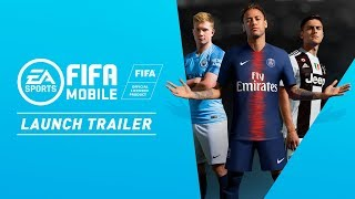 FIFA Mobile New Season: Official Launch Trailer