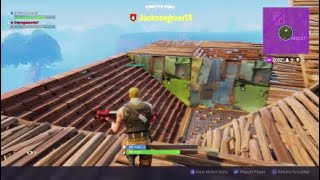 FIX THIS TRASH ASS FUCKING GAME EPIC GAMES ( Fortnite fagget shit)