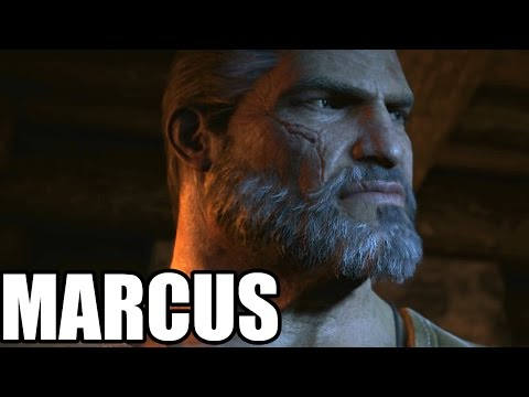 GEARS OF WAR 4 - Marcus Fenix Introduction