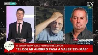 Nuevas restricciones al dólar: los detalles del anuncio del Banco Central