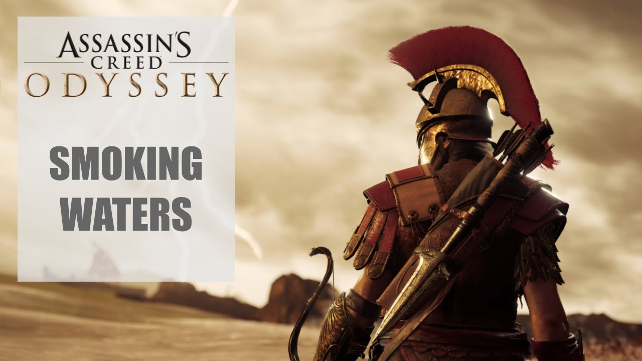 Smoking Waters | Weekly Contract Reset | Assassin's Creed Odyssey
