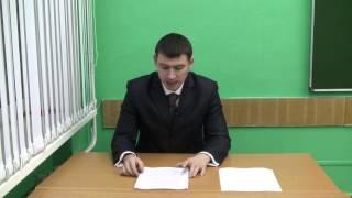 Разбор регионального этапа всероссийской олимпиады по ОБЖ 2013/14 (9-11 класс)