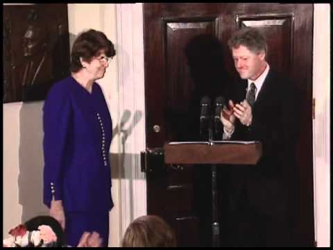 Swearing-In Ceremony of Janet Reno as United States Attorney General