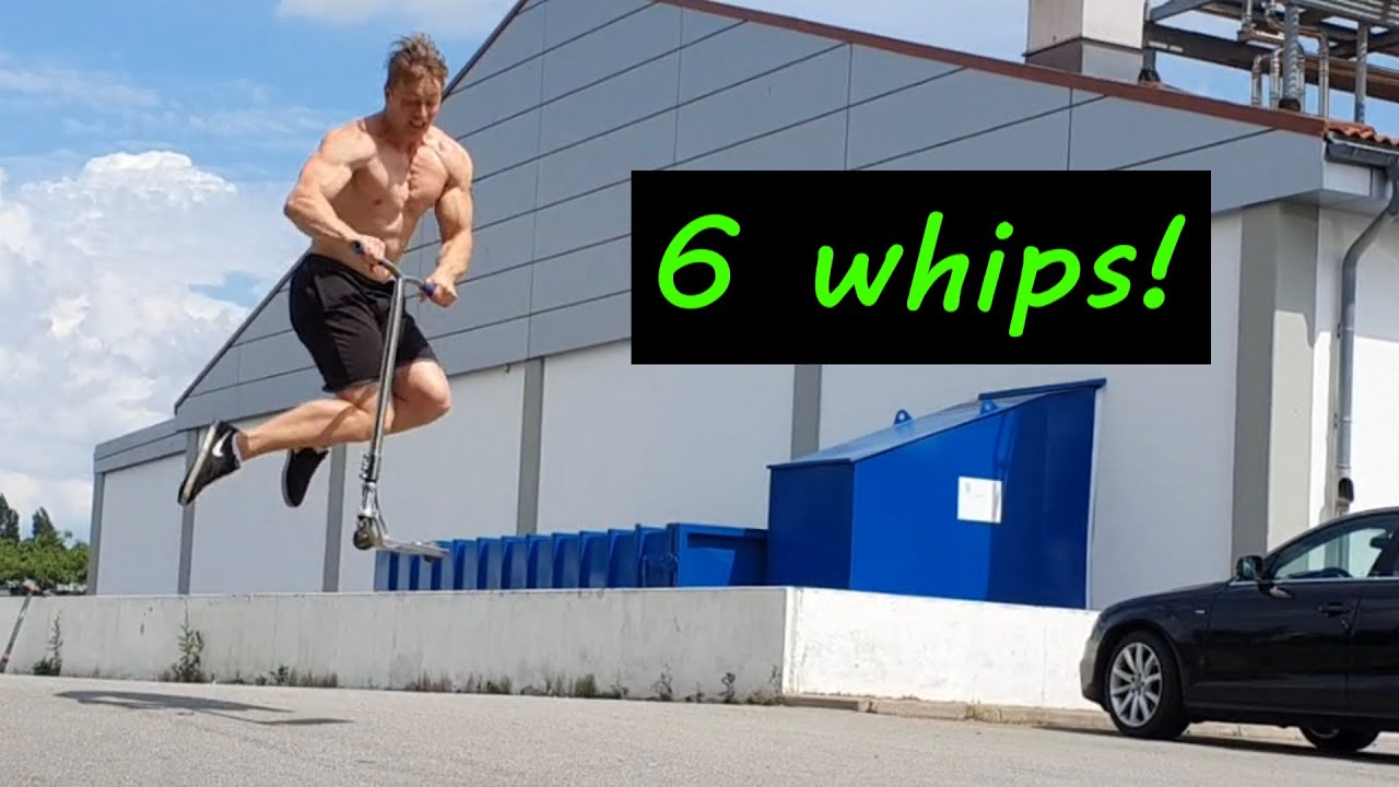 CLOSEST ATTEMPTS ON 6 WHIPS FLAT SO FAR!!!! 🤯
