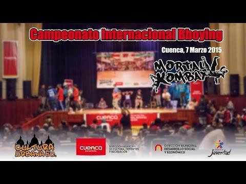 MK Batalla 3 - Extremos (Quito) vs CNK Fous (Guayaquil)
