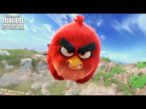 Angry Birds O Filme | Paródia 'Guerra Civil' [animação] HD