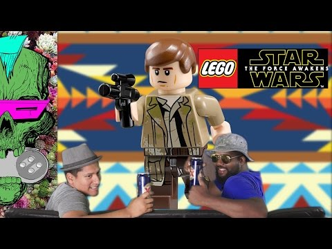 Lego Star Wars The Force Awakens (Feat. DX The Great) - Villainy Games Theatre 3000 |
