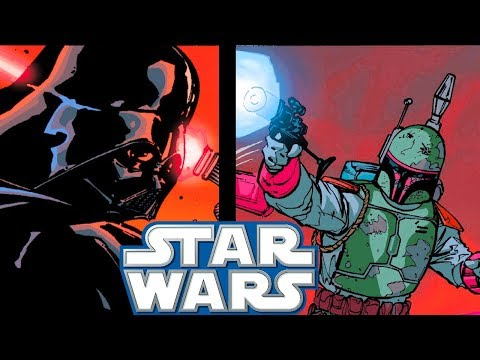 Darth Vader TEAMS UP With Boba Fett on an Epic Battle  Star Wars Comics Explained
