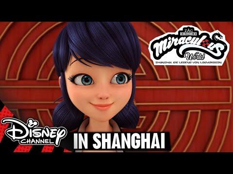MIRACULOUS WORLD: Shanghai, Die Legende von Ladydragon - Clip: In Shanghai | Disney Channel 🐞🐱🐉