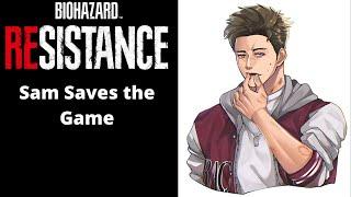 Resident Evil Resistance: Sam Saves The Game