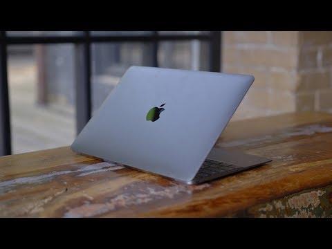 Обзор MacBook (2017). Как...