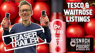 Landing Listings with Tesco & Waitrose *Teaser Trailer* - Bitesized Bits ft. Dr Wills
