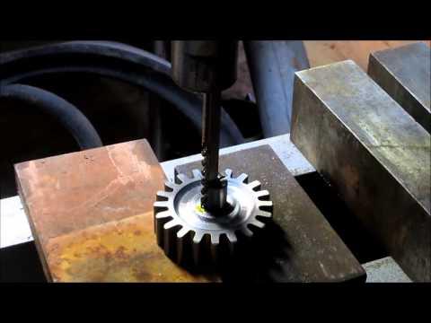 Motorizing a Harbor Fright Tubing Roller #4