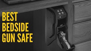 Best Bedside Gun Safes in 2018 – The Finest 5 Products