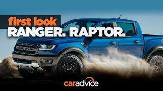 2018 Ford Ranger Raptor *Live Walkaround*