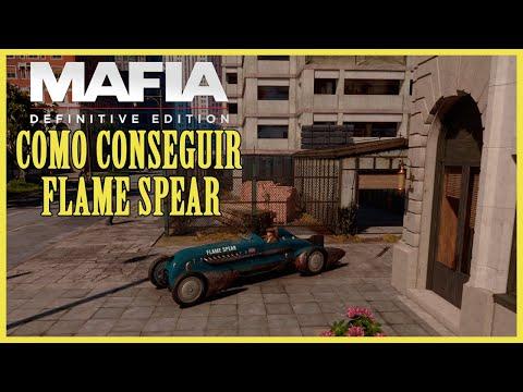 Mafia Definitive Edition - Como conseguir Flame Spear - El coche más rápido del juego