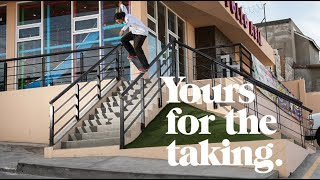 DC SHOES : ALEXIS RAMIREZ - YOURS FOR THE TAKING