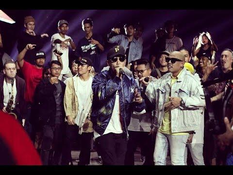 Twopee Vlog EP 8 - KL , Malaysia. / Yo MTV Rap Cypher + Hiphop Festival