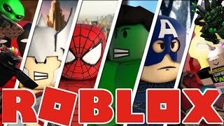 The FGN Crew Plays: ROBLOX - Super Hero Tycoon (PC)