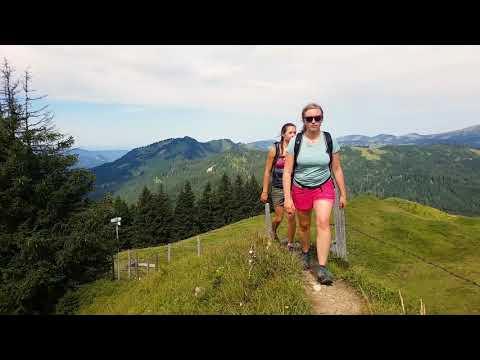Film: Bergtour zur Piesenalpe