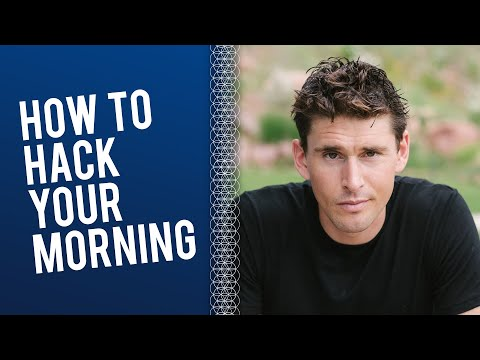 Ben Greenfield Shares His Entire Morning Routine