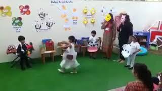 Fun Recital Alpha Preschool