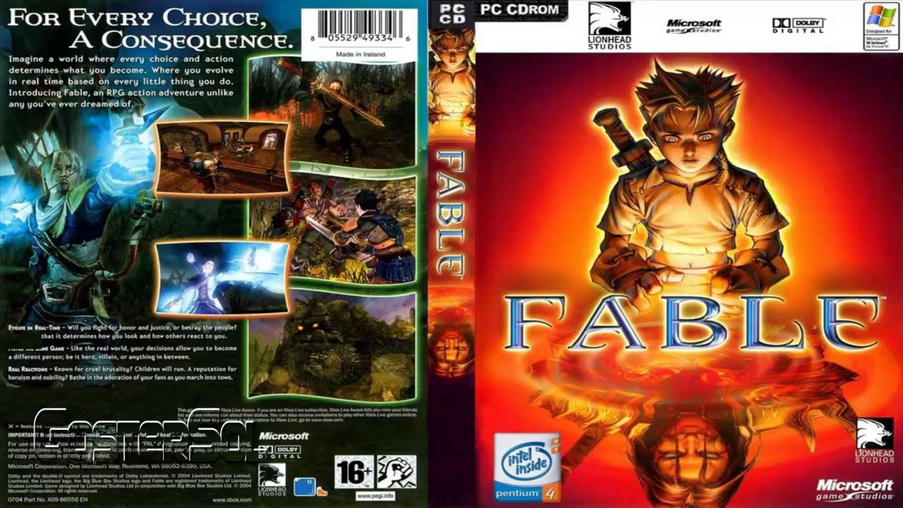 Descargar Fable The Lost Chapters Full Español By Fable