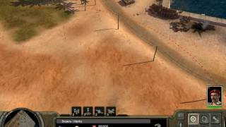 Codename Panzer -Phase 2_Allies mission 2 :Tobruk part 1