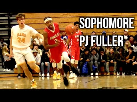 Soph P.J. Fuller Is A Top Recruit At The Guard Position, Raw Footage Highlights
