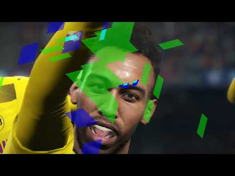 PES2018 | DEMO GAMEPLAY!! Barcelona v Borussia Dortmund/Robbye Ron vs Secarden | PS4