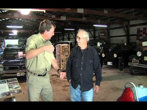 Illinois Stories | Quincy Antique Auto Museum | WSEC-TV/PBS Springfield