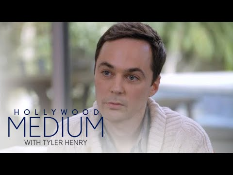 Tyler Henry Helps Jim Parsons Connect With His Late Father | Hollywood Medium with Tyler Henry | E!