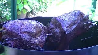 Bbq Shoulders On The Uds(ugly Drum Smoker) +bbq Dip