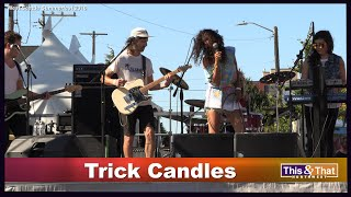 Trick Candles Performing at the West Seattle Summerfest