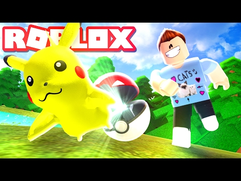Thumbnail: Roblox Adventures / Pokemon Brick Bronze / My First Pokemon!