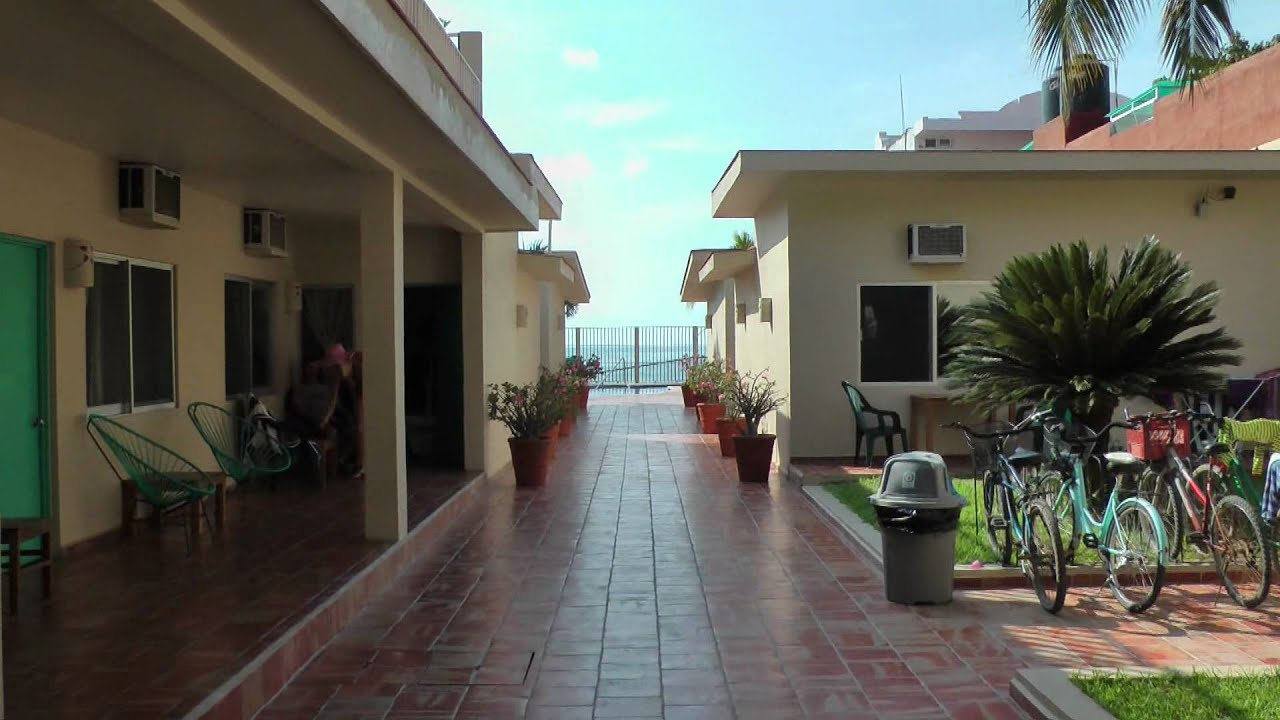 Las arenas hotel melaque mexico youtube - Hotel las gaunas en logrono ...