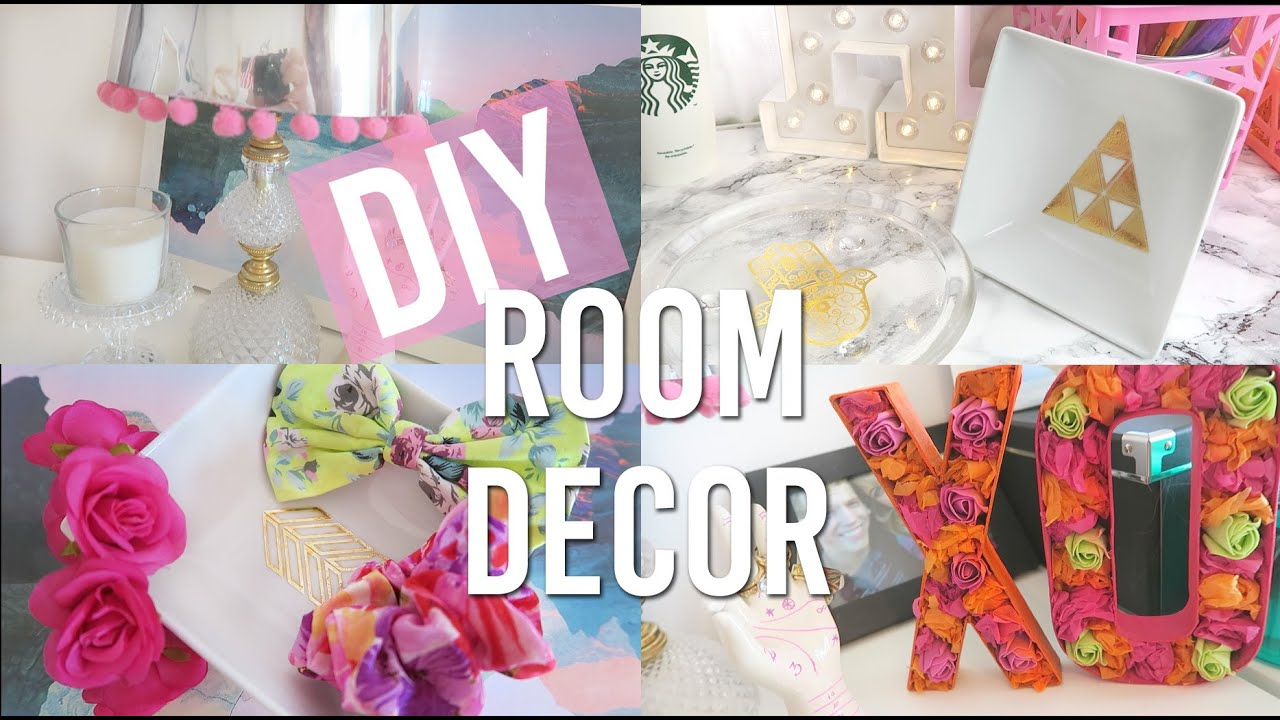 Pinterest Diy Home Decor: Pinterest And Tumblr Inspired