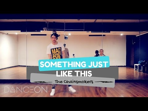 SOMETHING JUST LIKE THIS  - The Chainsmokers & Coldplay  choreography Dance by Andrew Heart