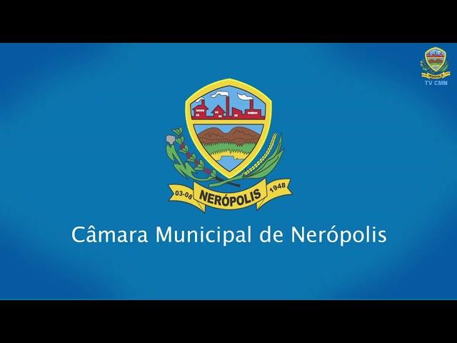 Sessão da Câmara Municipal de Nerópolis 14/06/2021