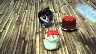 Как сделать торт и пирог для LPS из пластилина.(Торт и пирог своими руками из пластилина., 2016-02-06T16:44:50.000Z)