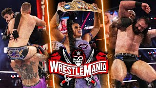 What Happened At WWE WrestleMania 37 Night 1?!