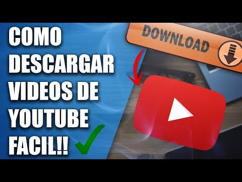 Descargar VIDEOS de YOUTUBE FACILMENTE!!