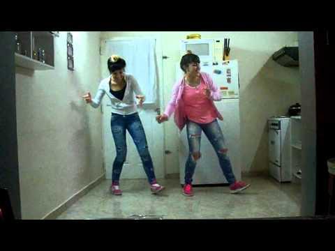 Chicas Bailando - Tirate un paso wachiturras