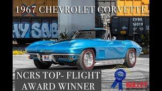 1967 Top-Flight NCRS Corvette Convertible 427 |  REVIEW SERIES