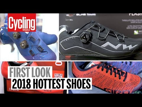 The Hottest Shoes of 2018 | Cycling Weekly