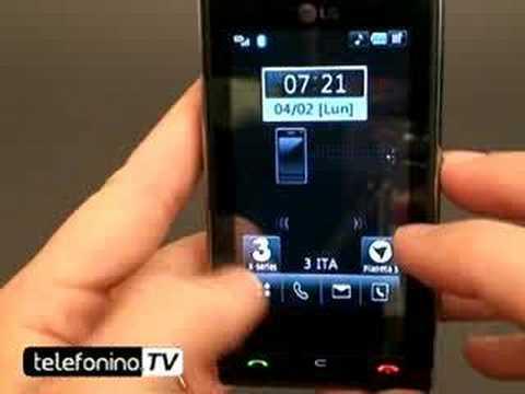 Lg Ku990 videoreview da telefonino.net