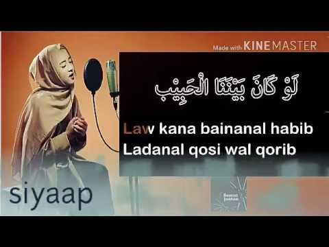 VIDEO DAN TEKS LAWKANAL BAINANA HABIB -SABYAN TERBARU DAN TERPOPULER
